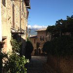 Montefalco is a charming village.