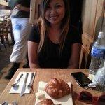 Me & croissants