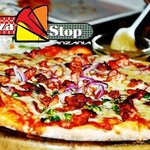 chicken tikka pizza and more variety available
