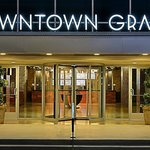 Entrance to the Downtown Grand