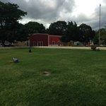 Exterior Park net to Convent