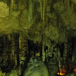 The Diktaean Cave rock formations e