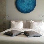 hotel room - Ammos