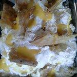 GELATO CALDO...'Mille foglie con crema pasticcera'