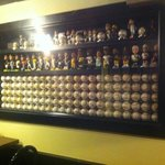collectable signed Pirate baseballs