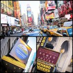 Times Square and Broadway Shows
