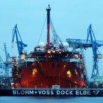 Spannende Technik im Hamburger Hafen