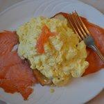 Dingle Smoked Salmon Scrambled Eggs