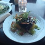 House Salad at the lounge