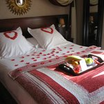 Room with Romantic Package