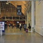 Hall 2 of Gare de Lyon; access from Novotel