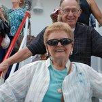 Having fun on the River Boat