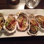 Fantastic oysters