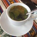 Welcome tea