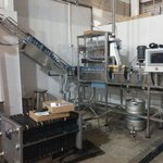 Canning line at FBBC