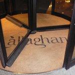 Automatic door @ O'Callaghan Alexander Hotel