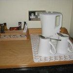 Coffee/tea in-room service @ O'Callaghan Alexander Hotel