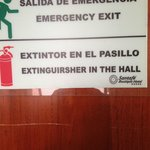 Signage in Spanglish