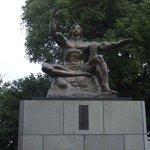 長崎平和祈念像のひな形