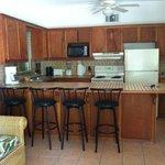 suite #7A kitchen