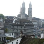 Views from Lindenhof