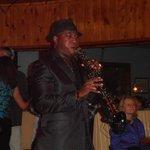 Saxophonist - Elan Trotman