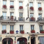 The Minerve Hotel