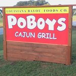 PoBoys Cajuin Grill