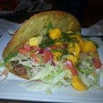 Blackened Mahi Taco