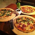 Tasy pizza's!