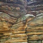 Eagle rock formation