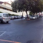 Estacionamento privativo hotel duas torres