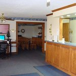 Amber Inn Motel Le Mars Lobby