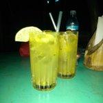 Passion Fruit Capirinha's