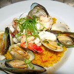 The Mediterranean Paella