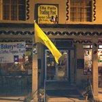 Ella Purls in Downtown Leakey
