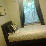 Twin Bedroom with locking Door