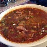 Tasty Satay Soup !