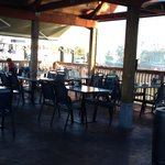 Outdoor Dining & View of Fishermans Wharf