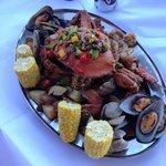 The Big West Coast Seafood Platter !