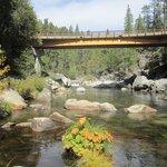 Stanislaus River view, Calavera Big Trees State Park, CA