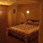 Bedroom at Hetite suite