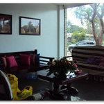 Sampaloc Inn Hotel & Restaurant Lobby