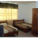 Sampaloc Inn Hotel & Restaurant Family Room