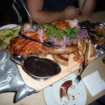 Vassoio di carne mista