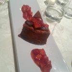 Cheesecake from restaurant..yum