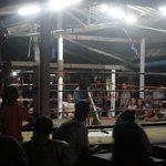 Muay Thai @ the last bar