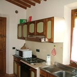 Kitchen in the cottage