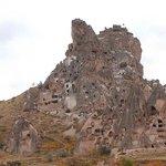 Castle, Cappadoce