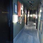 Green Level Hallway